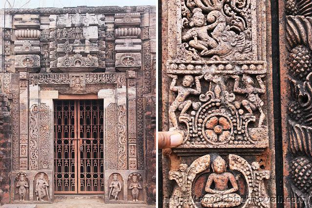 Udayagiri Buddhist Caves - Odisha