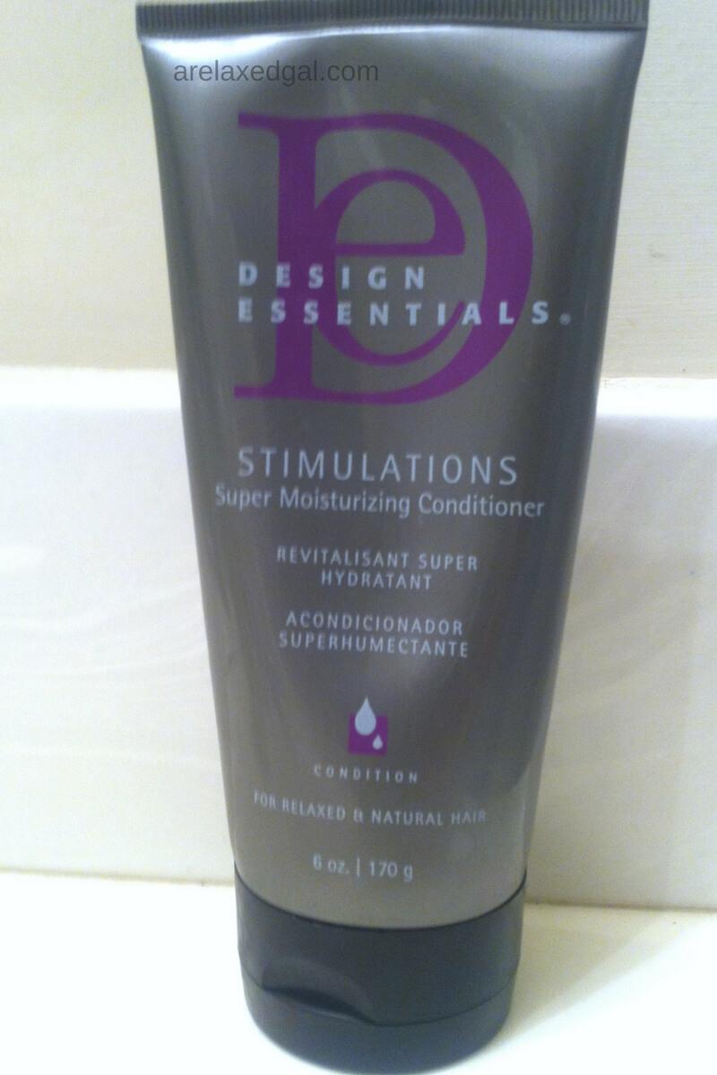 A review of Design Essentials Stimulations Super Moisturizing Conditioner. | arelaxedgal.com