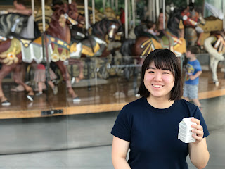 Marina Xu (CAS '18)