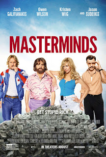 Watch Masterminds (2016) movie free online