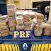 Homem é detido com 50 kg de maconha escondidos dentro de mala na BR-104