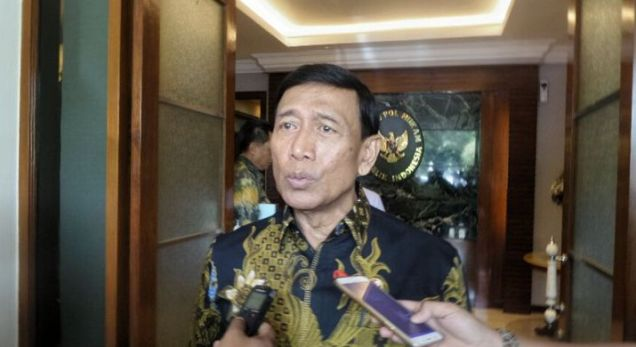 Wiranto: Aksi 313 Sudah Jelas Sasarannya