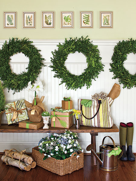 Color Outside The Lines Love Boxwood Wreaths
