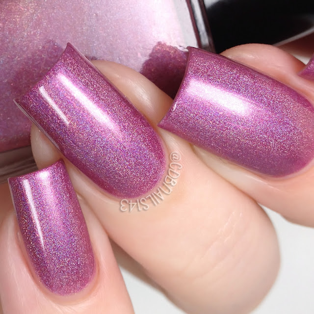Gothic Gala Lacquer-Gypsy Rose