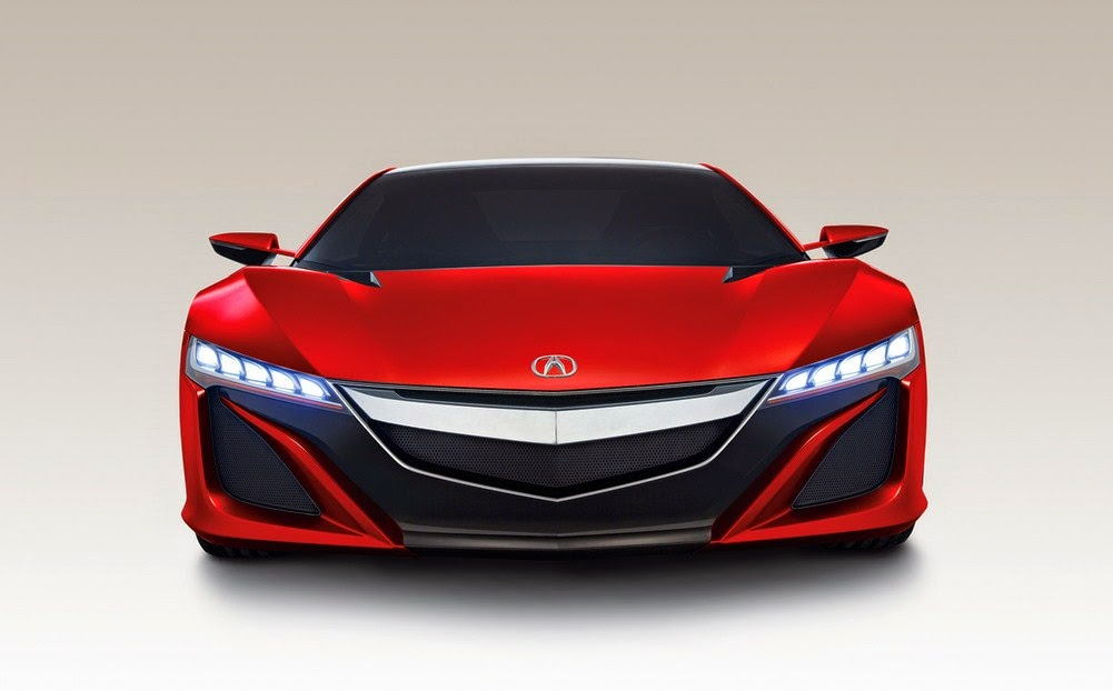 Cool Cars And Super Acura Nsx