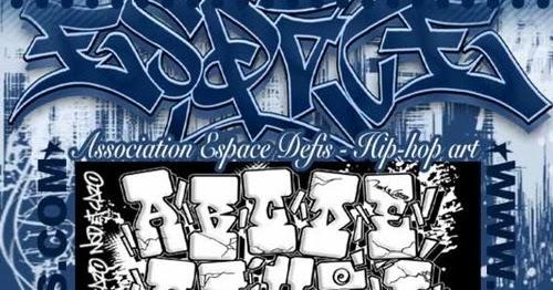 Graffiti Alphabet Block Style 3d