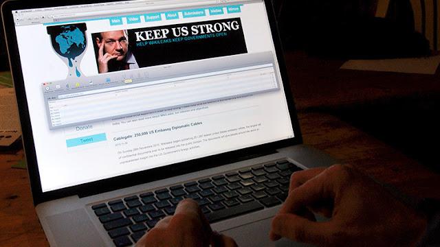 WikiLeaks filtra el proyecto de un sistema de control de misiles de la CIA para aviones de guerra