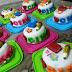 Mini cakes...Hadiah Hari Guru 2015
