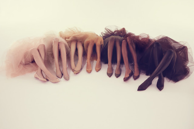 Christian Louboutin Is Launching Nude Ballet Flats for All Skin Tones
