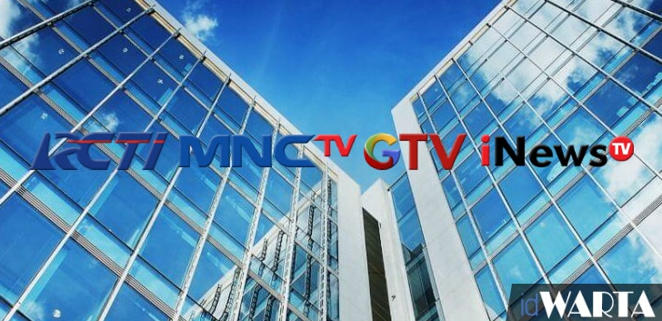 Channel Provider MNC Group Gelap di Satelit Palapa D
