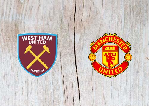 West Ham vs Manchester United Full Match & Highlights 28 September 2018