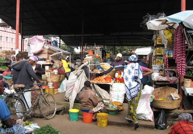African Rural market