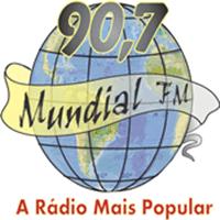 Ouvir agora Rádio Mundial 90.7 FM - Foz do Iguaçu / PR