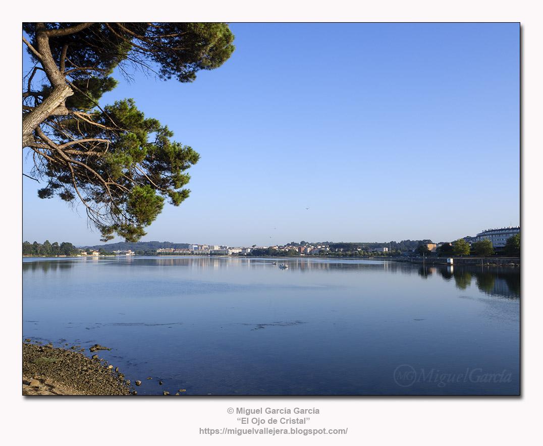 Ría do Burgo, Perillo-Oleiros (A Coruña)