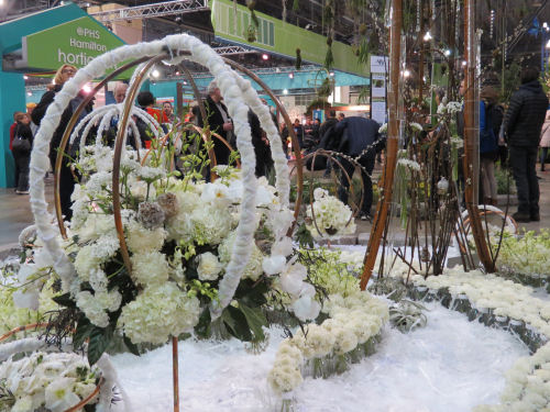 Philadelphia Flower Show 2019- The Four Seasons Winter