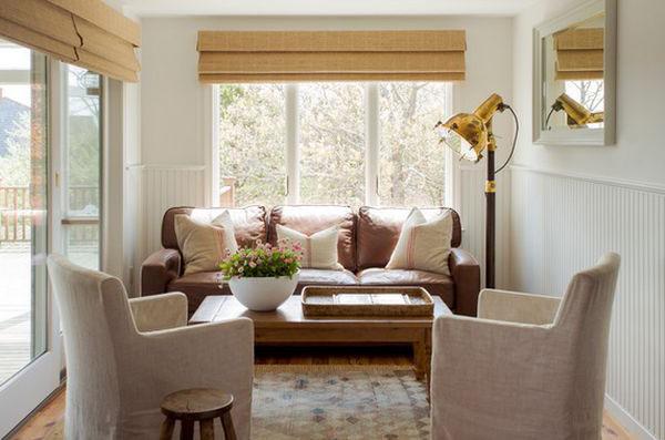 küçük oda büyük mobilya oturma odası dekorasyonu