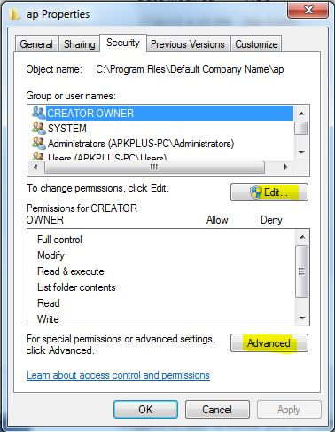 solve Operation must use an updateable query access error