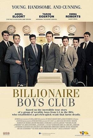 Filme O Clube dos Meninos Bilionários - Legendado