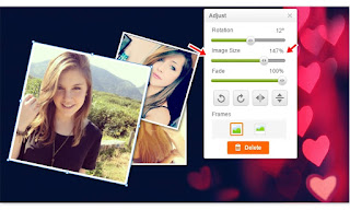 Montagem fotos online