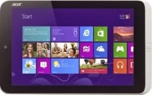 Info Harga dan Spesifikasi Tablet Acer Iconia W3-810