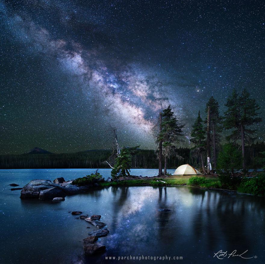 starry Night Sky-2