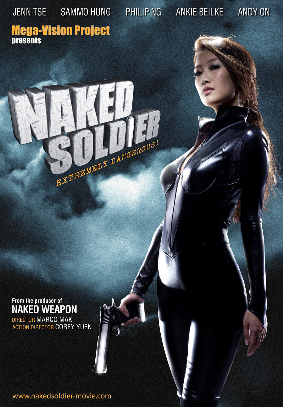 Watch Movie Naked Soldier (2012) Full Free Online