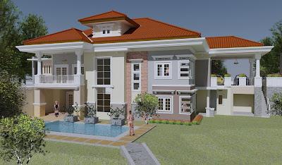Rumah Model Klasik