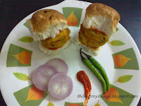 How to make Mumbai Style Vada Pav Recipe