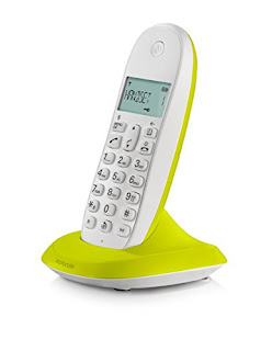 telefoni cordless motorola dect c1001l
