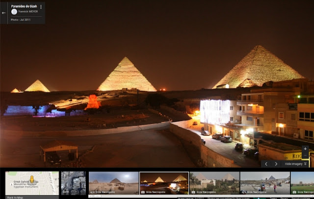 https://www.google.co.uk/maps/place/Giza+Necropolis/@29.975492,31.141139,3a,75y,90t/data=!3m8!1e2!3m6!1s55373599!2e1!3e10!6s%2F%2Flh5.googleusercontent.com%2Fproxy%2FUqewlni_rBEcQTb3kwPgNQ07c-y81YvyQS1yyh0PEw44vQlB4UoKOF2QRWxClNcwqaT6rE8B0UytqgsspJpS-fs34GLSaw%3Dw203-h135!7i3888!8i2592!4m2!3m1!1s0x14584f7de239bbcd:0xca7474355a6e368b!6m1!1e1?hl=en