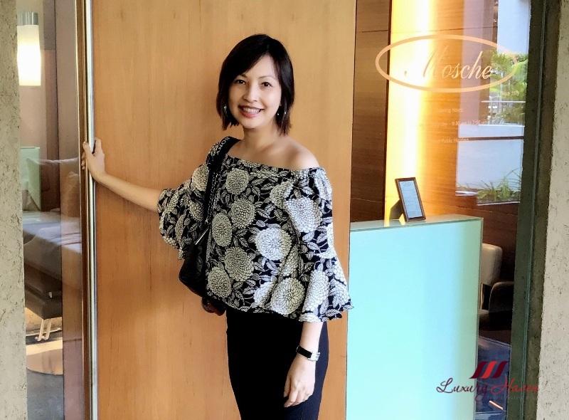 singapore beauty blogger reviews mosche grand hyatt
