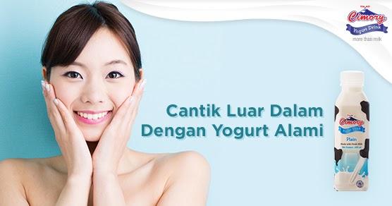 11 Manfaat Yoghurt Untuk Kesehatan, Rambut dan Kulit