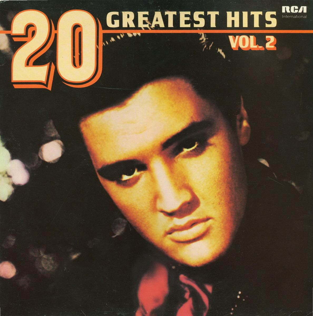 20 GREATEST HITS VOL 2 LP