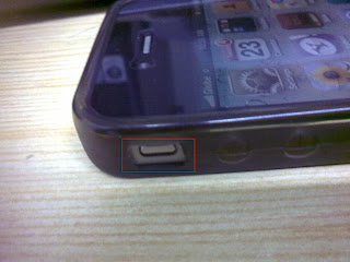 iPhone 4S Loud/Silent Switch