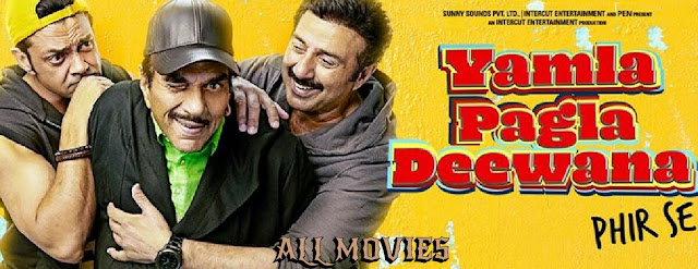 Yamla Pagla Deewana Phir Se Movie pic