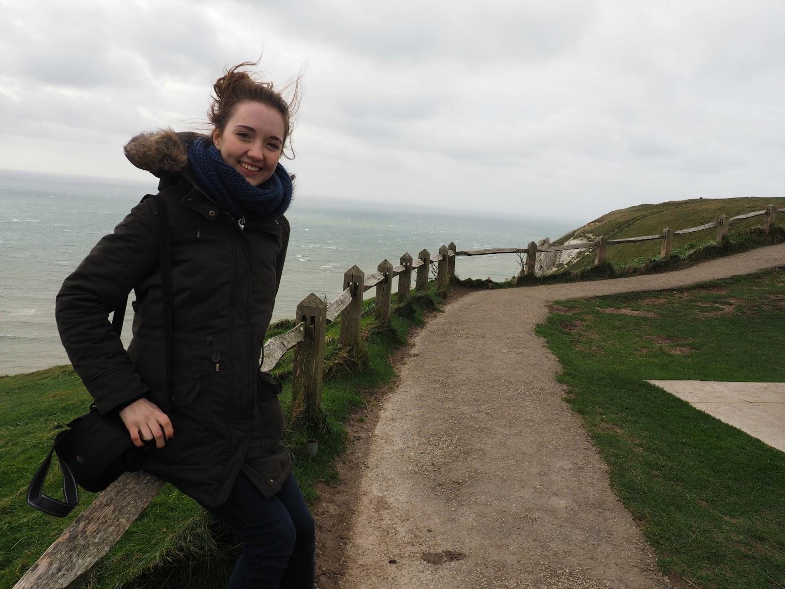 Beachy Heads Velká Británie