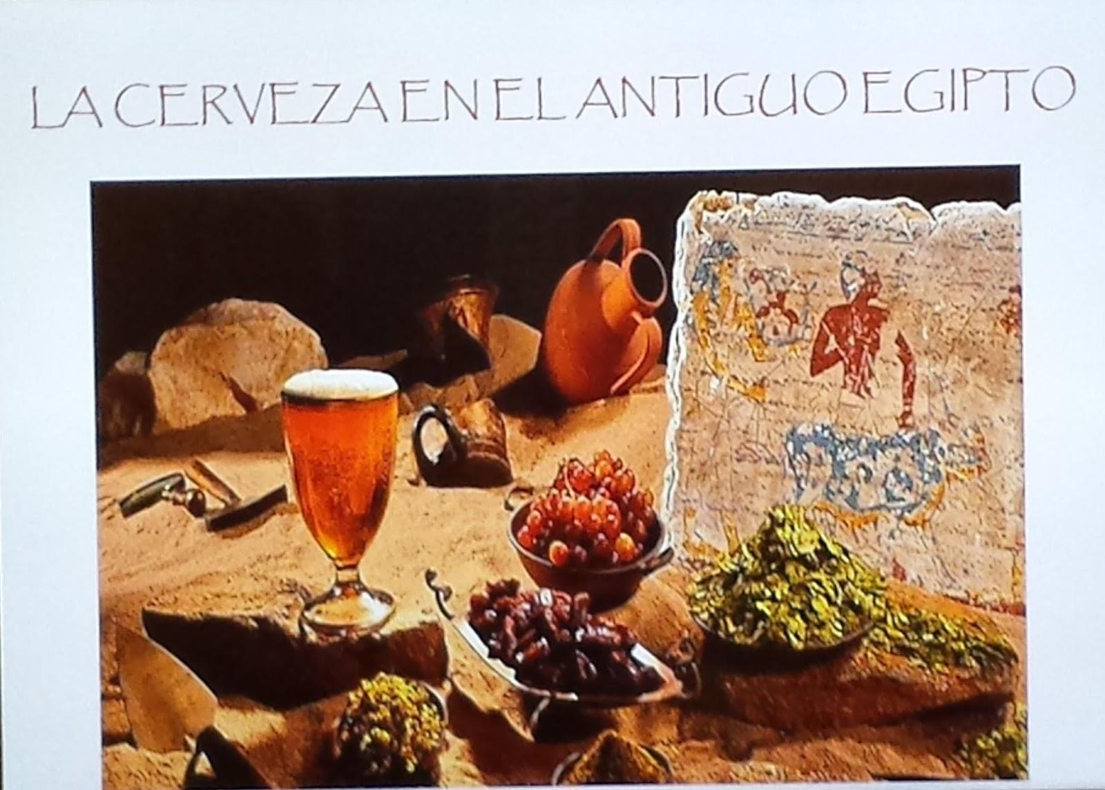 Abemvs incena la cerveza en el antiguo egipto bebida o - El taller de lo antiguo ...