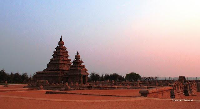 Mahabalipuram: Sculpted along the Coast