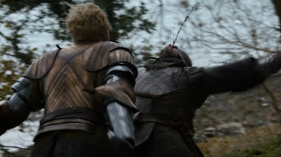 Game of Thrones Brienne Killing