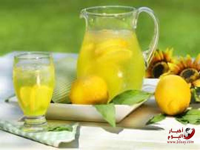الحل المثالي لنزول الوزن.... دايت الليمون