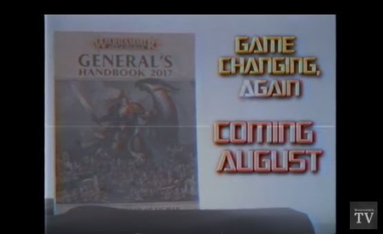 The Generals Handbook 2017: Coming Soon