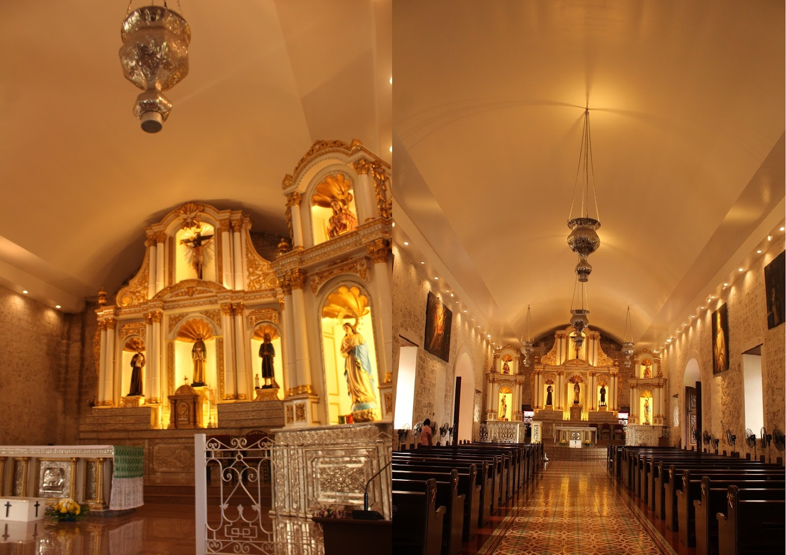 oldest church in camarines norte
