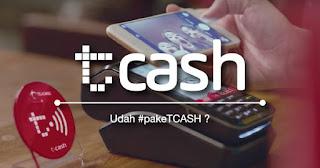 T Cash Telkomsel, Panduan Aktifasi, Isi Saldo, dan Transaksi
