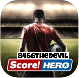 Score! Hero (MOD, unlimited money)