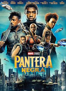 Pantera Negra - BDRip Dual Áudio