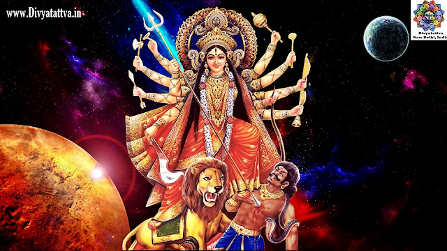 durga devi wallpapers and backgrounds for ipad and mobile phones