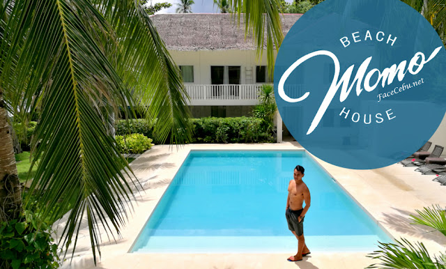 FaceCebu Blogger, Mark Monta in Momo Beach House, Bohol
