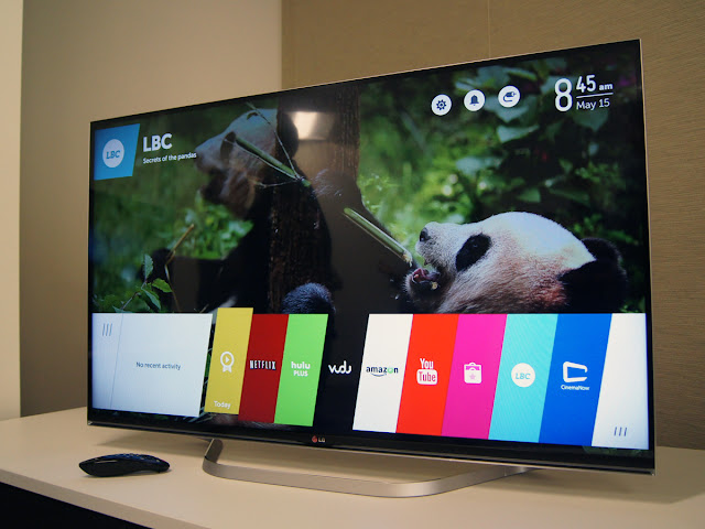 Sistemas operativos de televisores