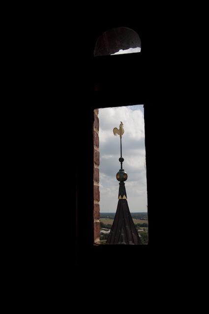 Ribe-Vista dalla Torre