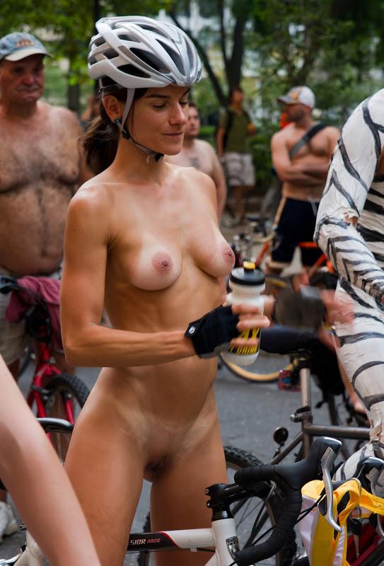 Naked Bike Ride Philadelphia